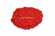 Флок полиамид 0,5 мм 3,3 dtex цвет 8110 red