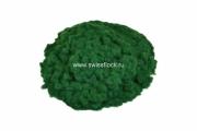 Флок полиамид 0,5 мм 3,3 dtex цвет 8310 green