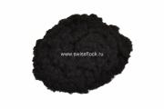 Флок полиамид 0,5 мм 3,3 dtex цвет 8700 black