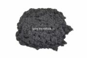 Флок полиамид 0,5 мм 3,3 dtex цвет 8714 gray