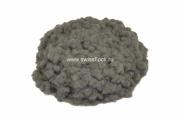Флок полиамид 1 мм 3,3 dtex Цвет 8714 gray