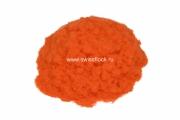 Флок полиамид 1 мм 6,7 dtex Цвет 8100 orange