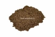 Флок полиамид 0,7 мм 1,7 dtex bronze